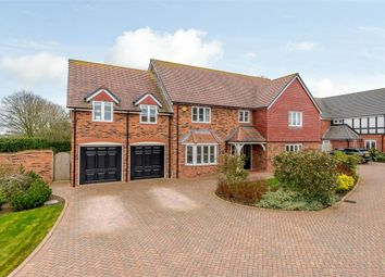 Thumbnail 5 bed detached house for sale in Phoenix Rise, Pipe Gate, Market Drayton, Shropshire