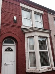Thumbnail 2 bedroom terraced house to rent in Wordsworth Street, Bootle