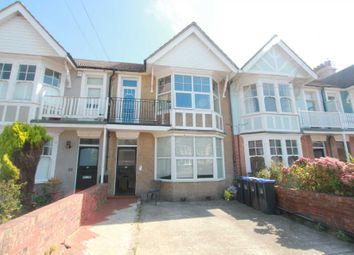 Thumbnail 2 bed flat to rent in Navarino Road, Worthing