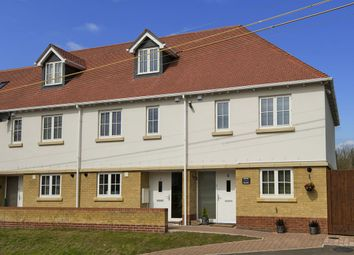 Thumbnail 4 bed terraced house for sale in Shalmsford Street, Chartham, Canterbury