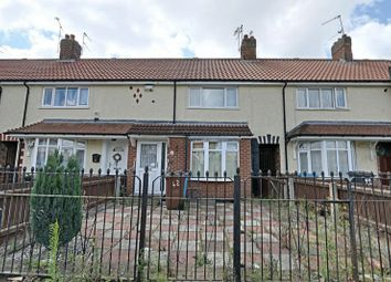 Thumbnail 2 bed terraced house for sale in 24th Avenue, Hull