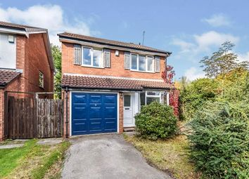 Thumbnail 3 bed detached house for sale in Oakenhayes Crescent, Minworth, Sutton Coldfield, .