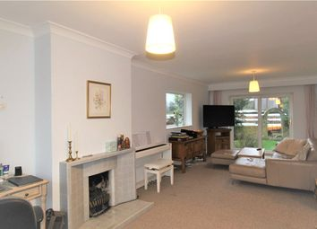 Thumbnail 4 bed detached house to rent in Aragon Avenue, Thames Ditton, Surrey
