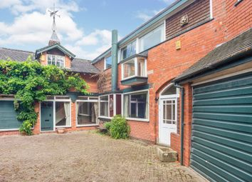 Thumbnail 4 bedroom town house for sale in North Avenue, Ashbourne