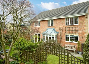 Thumbnail 5 bed detached house for sale in Stanley Close, Wanborough, Swindon