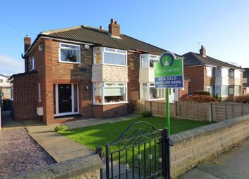 Thumbnail 3 bed semi-detached house for sale in Styebank Lane, Rothwell, Leeds