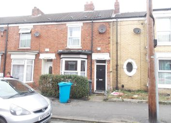 Thumbnail 3 bedroom terraced house for sale in Ryde Street, Hull