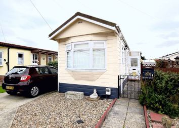 Thumbnail 1 bed detached house for sale in Hockley Mobile Homes, Lower Road, Hockley