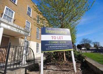 Thumbnail 1 bedroom flat to rent in Kingsland House, Dane Street, Bishop`S Stortford