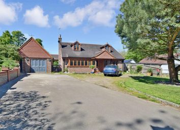 Thumbnail 3 bed bungalow for sale in Reigate Road, Hookwood, Horley, Surrey