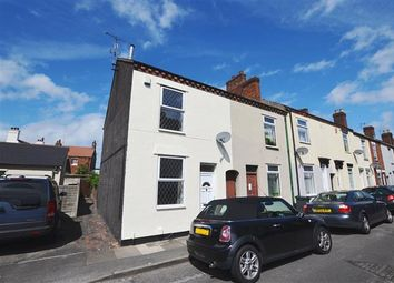 Thumbnail 3 bedroom end terrace house for sale in Cummings Street, Hartshill, Stoke-On-Trent