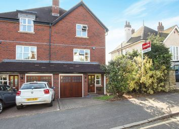 Thumbnail 3 bed semi-detached house for sale in College Hill, Sutton Coldfield