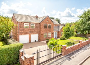Thumbnail 5 bed detached house for sale in Tranmore Lane, Eggborough, Goole, North Yorkshire