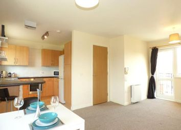 Thumbnail 2 bed flat for sale in City Views, Preston, Lancashire