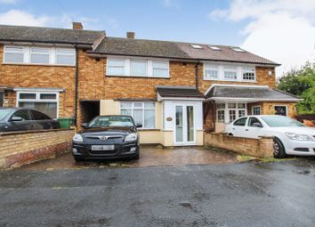 Thumbnail 2 bed terraced house for sale in Cherwell Grove, South Ockendon