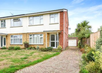 Thumbnail 3 bed semi-detached house for sale in Pine Road, Hiltingbury, Hampshire