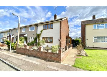 Spencers Croft, Harlow CM18. 2 bed end terrace house