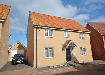 Thumbnail 4 bed detached house for sale in Cleave Close, Clacton-On-Sea