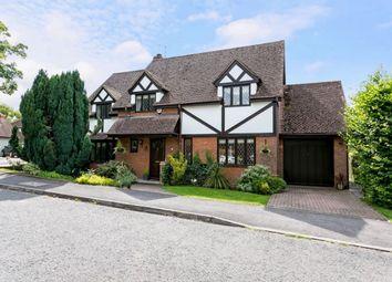 Thumbnail 4 bed detached house for sale in Berndene Rise, Princes Risborough