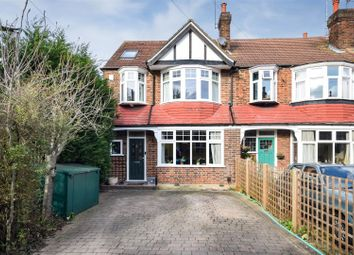Thumbnail 4 bed end terrace house for sale in Coppice Close, London
