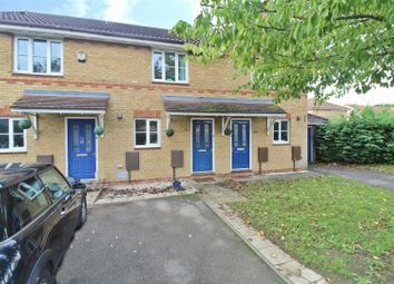 Thumbnail 2 bedroom terraced house to rent in Ulverscroft, Monkston, Milton Keynes