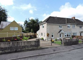 Thumbnail 3 bed semi-detached house for sale in Heol Phillip, Alltwen, Pontardawe, Swansea