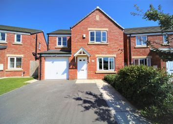 Thumbnail 4 bed detached house for sale in Candle Crescent, Thurcroft, Rotherham