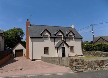 Thumbnail 5 bed detached house for sale in Vale Court, Houghton, Milford Haven