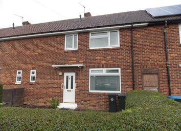 Thumbnail 3 bed terraced house to rent in Spencerfield Crescent, Middlesbrough