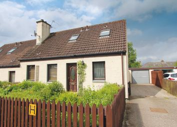 3 bed semi-detached house for sale in 33 Tarradle Gardens, Muir Of Ord, Highlands IV6