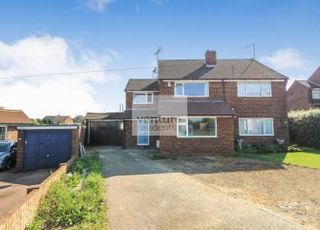Thumbnail 3 bedroom semi-detached house for sale in Chapterhouse Road, Luton