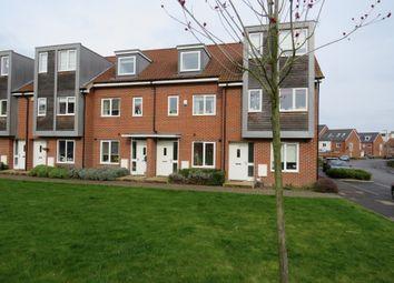 Thumbnail 3 bed town house for sale in John Hunt Drive, Basingstoke