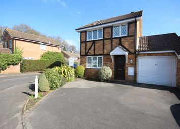 Thumbnail 3 bed link-detached house for sale in Tippits Mead, Binfield, Bracknell