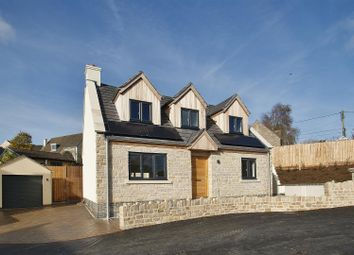 Thumbnail 3 bed detached house for sale in Timsbury Road, Farmborough, Bath