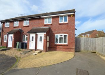 Thumbnail 3 bed end terrace house for sale in Phipps Close, Westbury