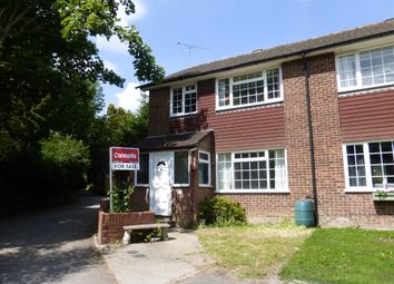 Thumbnail 3 bed end terrace house for sale in Old Station Close, Crawley Down, Crawley