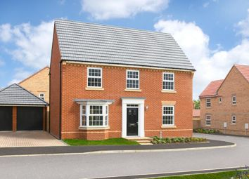 """Thumbnail 4 bedroom detached house for sale in """"Avondale"""" at Shipton Road, Skelton, York"""