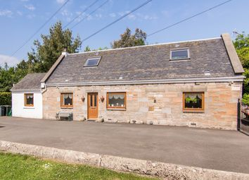 Thumbnail 3 bed cottage for sale in Riccarton Mains Road, Currie