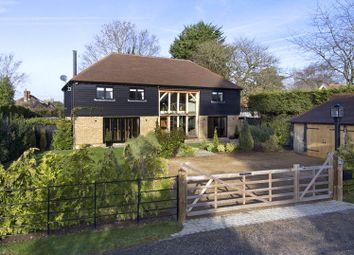 Thumbnail 4 bed detached house to rent in Mill Hill, Edenbridge, Kent
