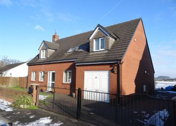 Thumbnail 4 bed detached bungalow for sale in Todhills, Blackford, Carlisle