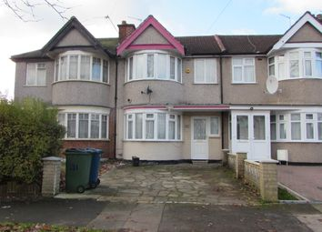 Thumbnail 3 bed terraced house to rent in Kings Road, Rayners Lane Harrow