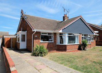 Thumbnail 2 bed semi-detached bungalow for sale in Anthony Crescent, Whitstable, Kent