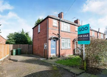 Thumbnail 2 bed end terrace house for sale in Britannia Road, Rowley Regis