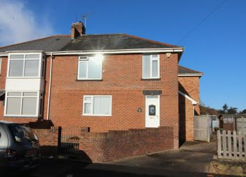 Thumbnail Semi-detached house for sale in Newman Road, Exeter