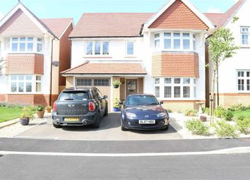 Thumbnail 4 bed detached house for sale in Foxglove Close, Trelewis, Treharris