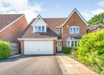 Thumbnail 4 bedroom detached house for sale in Bramble Gardens, Burgess Hill