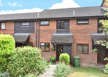 Thumbnail 2 bed terraced house for sale in Kestrel Close, Badger Farm, Winchester