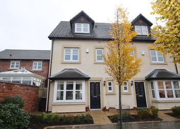 Thumbnail 4 bed town house for sale in Bishops Way, Dalston, Carlisle
