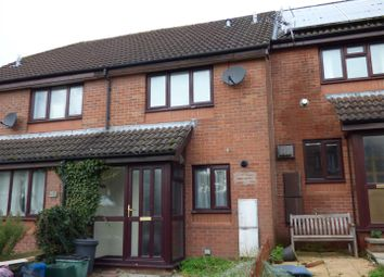 Thumbnail 2 bed terraced house for sale in Grove Gardens, Church Road, Caldicot