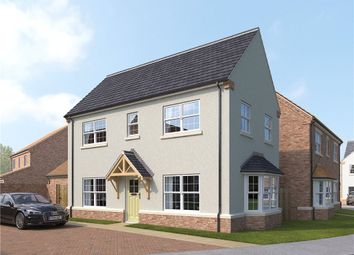 Thumbnail 3 bed detached house for sale in The Blackthorn, Dishforth, Thirsk, North Yorkshire